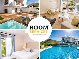 GH-Modern 2 bed apartment with Pool in Estepona