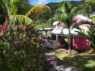 Residence CaZmeti'C - Bungalow Alizes - piscine - F1 duplex