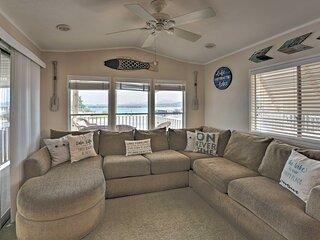 NEW! Home w/View ~ Walk to Lake Havasu + Boat Ramp