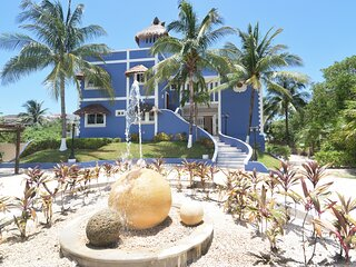 Rediscover Villa Sol Y Luna an  Ocean Front villa fully renovated. Owner direct