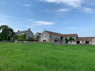 Beautiful Barn Suite, E Pennard, near Glastonbury