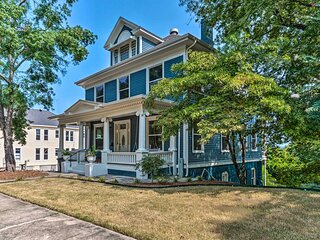 NEW! Restored, 5,500-Sq-Ft Home by Bathhouse Row!