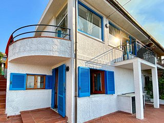 Beautiful home in Marina di Camerota with 1 Bedrooms (IKC600)