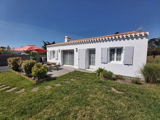 L'Herboudrine, gite moderne, agreable et confortable, plage a 500 m