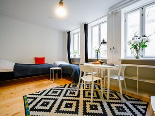 Lovely Studio Apartment close to Tivoli Park