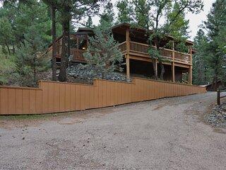Peaceful Pines Cabin  Peaceful Pines Cabin - Cozy Cabins Real Estate, LLC.