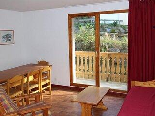 3 pieces + cabine 6/8 personnes de 43 m2