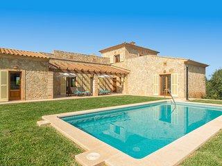 FETGET-CAN BOSCO - Villa for 4 people in Son Servera