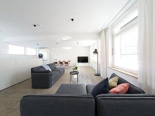 kajo269 whg_2.4 luxus appartement 96m2 + terrasse, lage kaiser-joseph-strasse