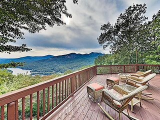 Rumbling Bald Retreat | Amazing Views | Epic Amenities -- Beach, Pools, Golf
