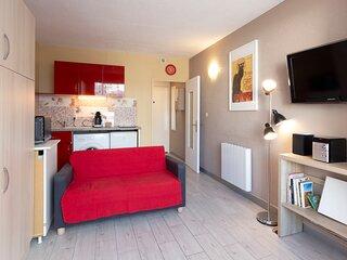❤️ Lumineux Studio 5 mn plages et commerces - Centre-ville - Voiles Blanches LGM