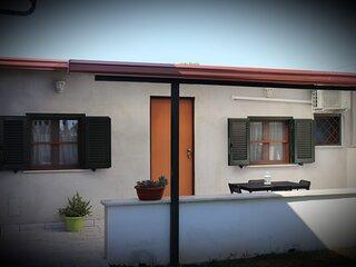 Guest  House Orchidea, un'oasi di relax a 5 minuti dal Borgo di Nettuno.