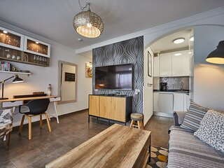 Stargate Apartment, Yumbo 100m, Beach 500m, Wifi, Pool, Shop&Restaurant 50m