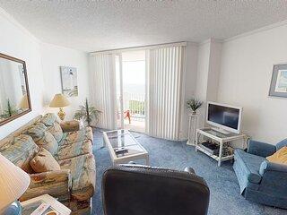 St. Regis 2511 Oceanfront! | Indoor Pool, Outdoor Pool, Hot Tub, Playground