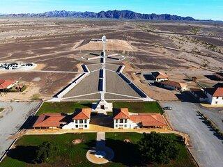 November to April  Desert Living