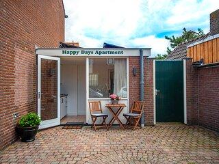 Happy Days holiday apartment Zandvoort - Free parking