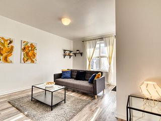 #625 - Charming furnished apartment recently renovated