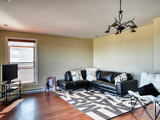 #634 - Apt with View on St-Laurence River in Beauport