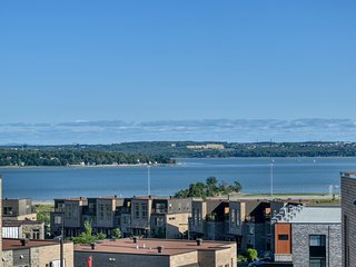 #634 - Condo with View on St-Laurence River in Beauport