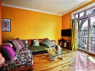 #142 Warm and Bright Apartment in Plateau Mont-Royal