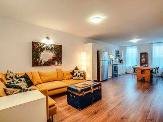 #665 Wonderful 2 Bedrooms in Quebec City