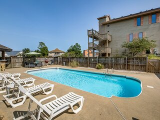 Our Happy Place | Dog Friendly, Private Pool, Hot Tub | Kitty Hawk