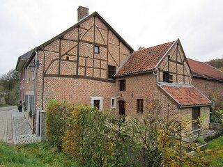 A pleasant village cottage.