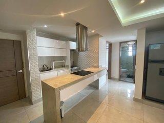 Encantador apartamento amoblado en Granada, Cali