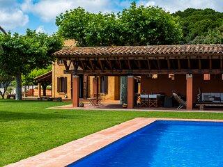 Masia Balís - esencia mediterránea con piscina, bbq, extenso jardín vistas mar