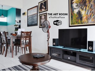 The Art Room, Bukit Tinggi, Janda Baik, Genting