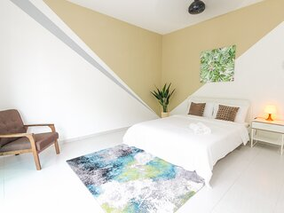 Zafa Melaka Muzaffar Heights / 2 Storey Terrace / Wifi / Netflix / Astro