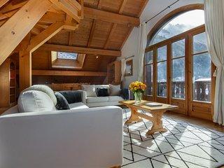 Val d'Arve 3 Bedroom Apartment, Chamonix