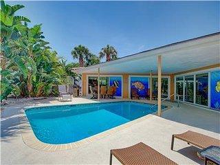 Narcissus Beach House - Weekly Beach Rental
