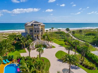 Bella Vista: 7BR/5BA, Ocean-to-River.Directly *ON* Beach. < $100/night  /bedroom