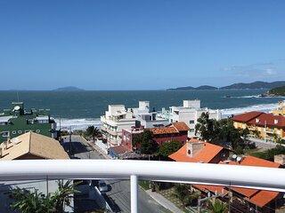 Cobertura Vista Mar, 3 Suítes, 2 Vagas, piscina em Quatro Ilhas - Bombinhas SC