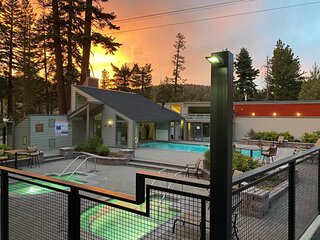 Spectacular Condo Slopeside Location and Mountain View! Next to mtn biking