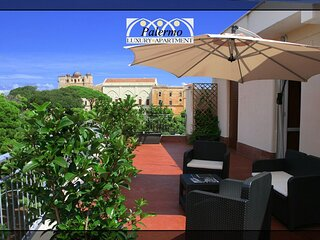 Palermo Charming Penthouse - We Take Care of You!