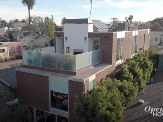 Celeb Residence, Very Cool Architectural Venice Private Compound