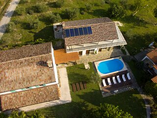 Glavini - magical organic estate with 3ha of land