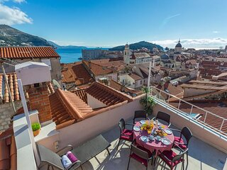 Star 1 -  panoramic city view : A1(5+1) - Dubrovnik