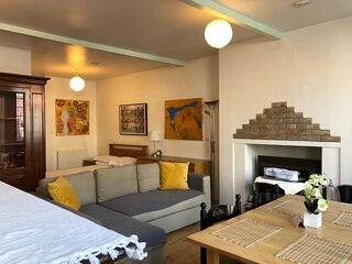 Studio Flat + Terrace (Kentish Town,London)