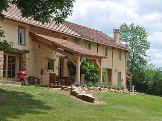 Rose Barn *** Sol du Mazel ***, holiday rental in Saint Pompon