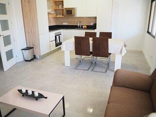 Apartamento tranquilo y familiar en el Pedró, Palamós