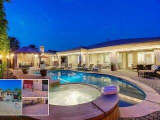 Paradise Palms: Pool, Spa, Fireplace, Ping Pong!!!