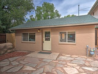 NEW! Cozy CO Springs Cottage By Garden of the Gods