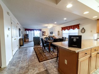 2 Bedroom, 2 Bathroom Golf Condo with Private, Covered Balcony & Indoor Pool Acc
