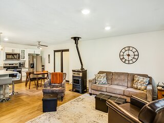 Bring the toys! Update/renovated downtown home w/ lots of parking!