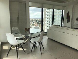 Apartamento amoblado en Manta