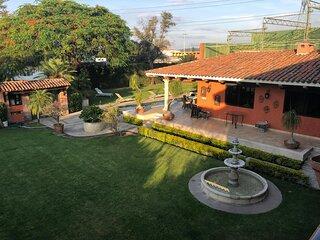 Un oasis de tranquilidad y diversión familiar