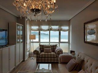 Apartamento a pie de la playa Noja